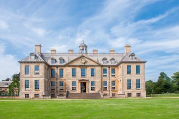 English manor from 17th century