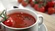 Rotating Tomato Soup