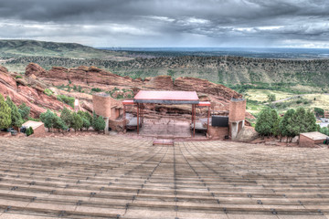 Red Rocks Theater Colorado