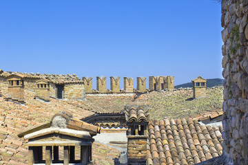 Oltrepo Pavese Panorama color image