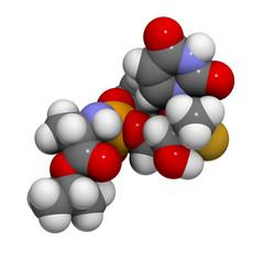 Sofosbuvir experimental (2013) hepatitis C virus drug