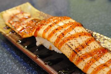 Unagi - Japanese Eel Sushi