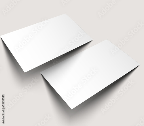 Business Card Mock up Design