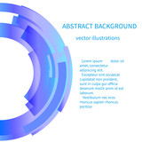 Abstract vector color Background for Business Brochure. EPS 10
