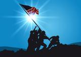 bataille d'Iwo Jima 2ème guerre mondiale - 55454504