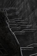 滝沢ダム 階段