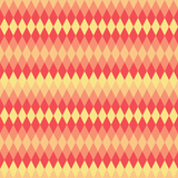 Varied colors vector seamless pattern