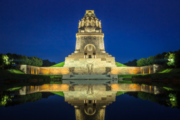 Battle of Nations Monument 1