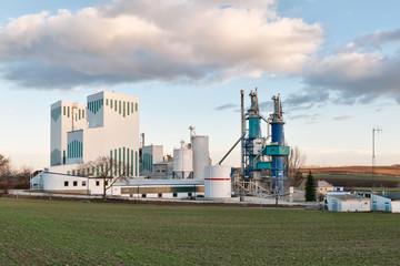 Kalkfabrik
