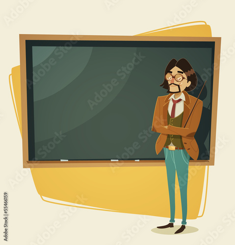 Teacher character
