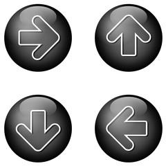Web arrows