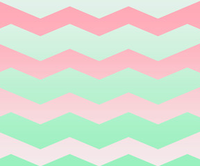 Pink Waves Simple Background