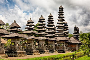 royal temple Taman Ayun, Bali, Indonesia