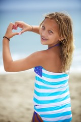 I Heart the Beach