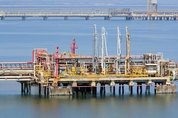 Impianto petrolchimico
