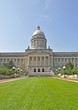 Kentucky State Capitol, Francfort