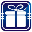 Gift box – Vector icon