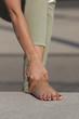 Fußprobleme