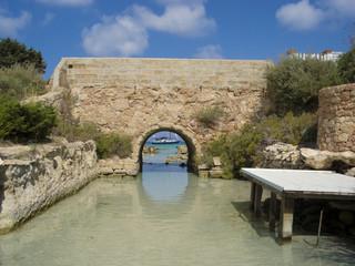 Puente ses Salines, Formentera