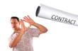 avoiding contract