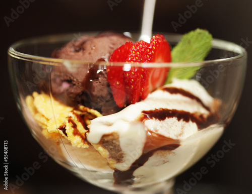ice cream assorti