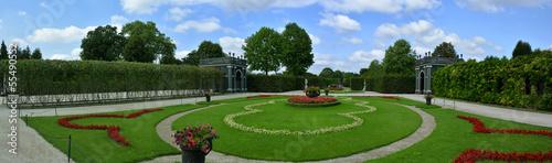 Schonbrunn garden park