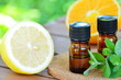 aromatherapy oils with fruits