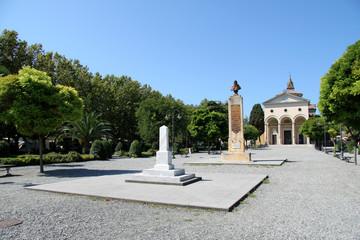 Piazza Garibaldi a Vada