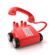 Rotes Telefon 3