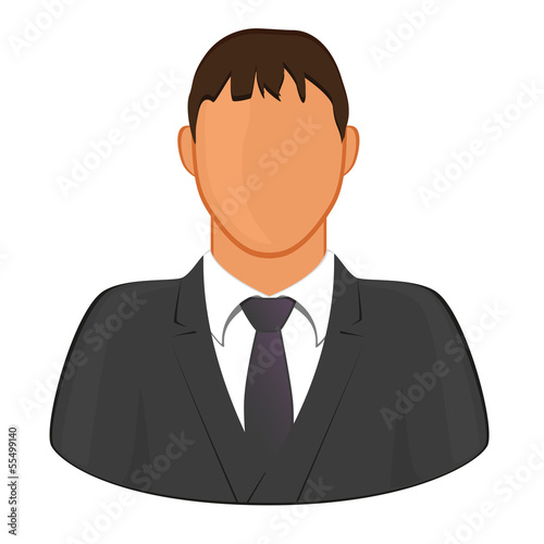 User network icon, vector illustration