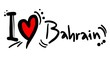 Love bahrain