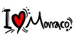 Love monaco