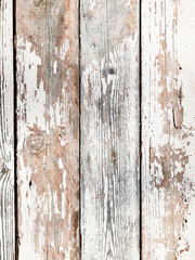 old shabby wooden planks
