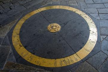 Michael's gate circle cistances