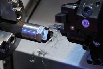 turning and drilling machine