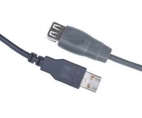USB extention cord.