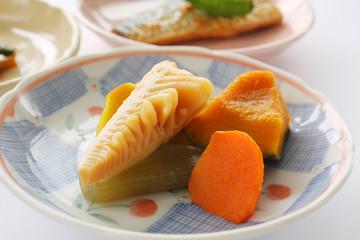 日本の食卓イメージ おかず(煮物)