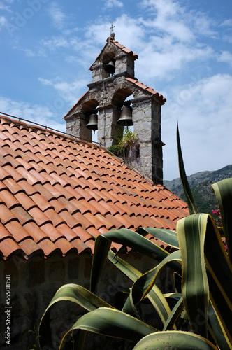 Gradiste Monastery in Montenegro