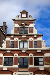 Amsterdam House Step Gable