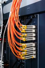 Network Hardware Concept.