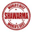 Shawarma stamp