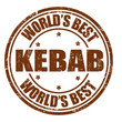 Kebab stamp