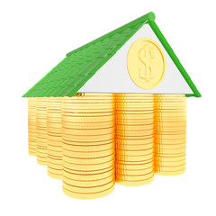 3d house money concept