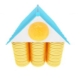 3d house money concept