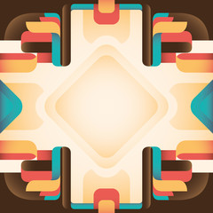 Abstract composition with modern design.