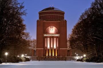 Hamburger Planetarium im Stadtpark