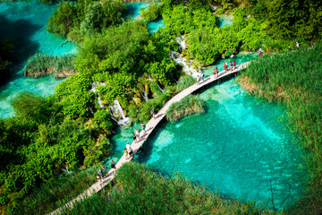 Plitvice National Park, Croazia
