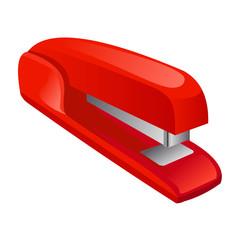 stapler isolated illustration