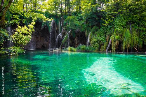 Laghi di Plitvice, Parco Nazionale in Croazia