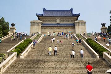Nanjing - Mausoleum of Sun Yat-sen